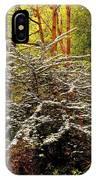 Sargent Crabapple Tree IPhone Case
