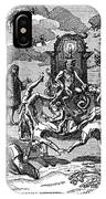 Satan With Cavorting Dancers, 18th IPhone Case