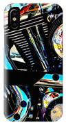 Saturated Chrome IPhone Case
