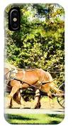 Saturday Morning Ride IPhone Case