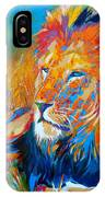 Savanna King IPhone Case