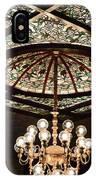 Savannah Antique Ceiling IPhone Case