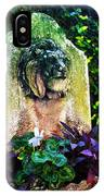 Savannah Fountain IPhone Case