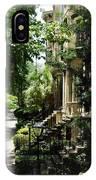Savannah Historic District  IPhone Case
