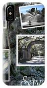 Savannah Scenes Collage IPhone Case