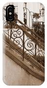 Savannah Sepia - Stoops IPhone Case
