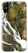 Savica Waterfall IPhone Case