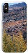 Sawtooth National Forest 1 IPhone Case