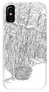 Scarecrow Manuvers IPhone Case
