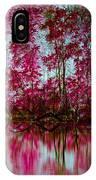 Scarlet Water IPhone Case