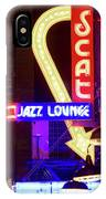 Scatt Jazz Lounge 030318 IPhone Case