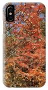 Scenic Autumn  IPhone Case