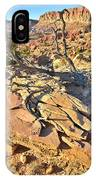 Scenic Drive Slabs IPhone Case