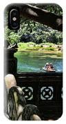 Scenic Tam Coc Boat Tour IPhone Case