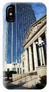 Schermerhorn Symphony Center Nashville IPhone Case