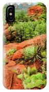 Schnebly Hill 07-057 IPhone Case