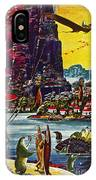 Science Fiction Cover, 1941 IPhone Case