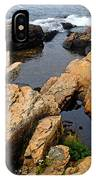 Scoodic Tidepool IPhone Case