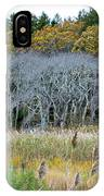 Scorton Creek Treeline IPhone Case