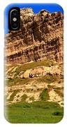 Scots Bluff National Monument IPhone Case