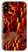 Scree Slopes IPhone Case