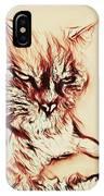 Scruffy  IPhone Case