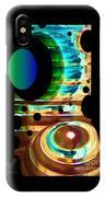 Sculpted Glass IPhone Case