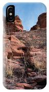 Sculpted Sandstone IPhone Case