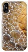 Sea Bubbles IPhone Case