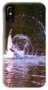 Sea Gull Abstract IPhone Case
