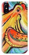 Sea Me Swirl IPhone Case