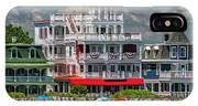 Sea Mist Hotel IPhone X Case