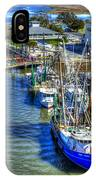 Sea Ray Of Savannah  IPhone Case