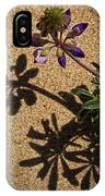 Sea Shore Lupine - 365-60 IPhone Case