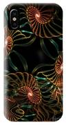 Sea Urchins IPhone Case