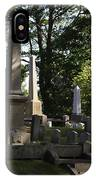 Seacoast Cemetery IPhone Case
