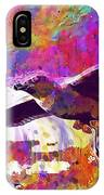 Seagull Birds Flight Wings Freedom  IPhone Case