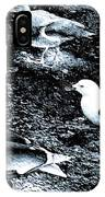 Seagull Trio IPhone Case