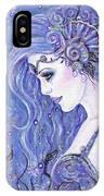 Seahorse Dreams Mermaid IPhone Case