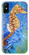 Seahorse Number 1 IPhone Case