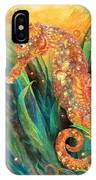 Seahorse - Spirit Of Contentment IPhone Case