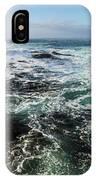Seas Of The Wild West Coast Of Tasmania IPhone Case