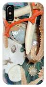 Seashell Crazy IPhone Case
