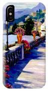 Seaside Pathway 3 IPhone Case