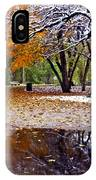 Seasons Changing IPhone Case