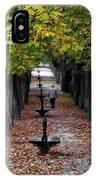 Seasons - Pathway IPhone Case