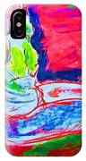Seated Muse IPhone Case