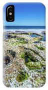 Seaweed And Salt. IPhone Case by Gary Gillette