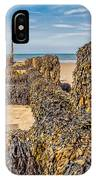 Seaweed Covered IPhone Case