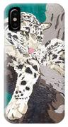 Secluded Grace IPhone Case
